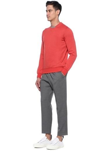 Eleventy Sweatshirt Kırmızı